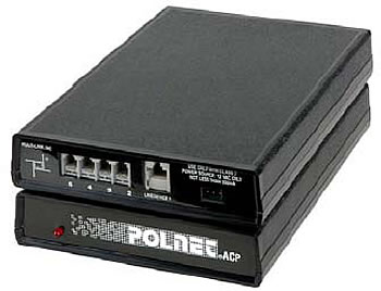 Polnet® ACP Automatic Call Processor -Industrial  Phone/Fax/Modem Switch from Multi-Link, Inc.